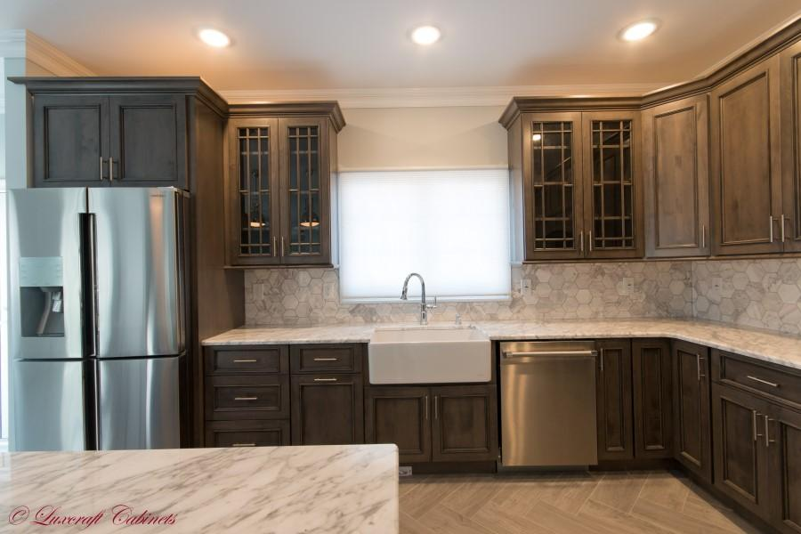 Greenfield   Luxcraft Cabinets